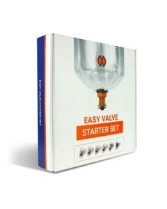 Das Easy Valve Starter-Set ist perfekt, wenn Sie von Solid Valve wechseln oder einfach Ihren Volcano Vaporizer erneuern möchten.