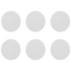 Dieser Satz kleiner Ersatzsiebe besteht aus 6 Sieben, die für Crafty, Mighty und Dosierkapsel-Adapter geeignet sind